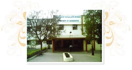 Department of Mathematics : Savitribai Phule Pune University